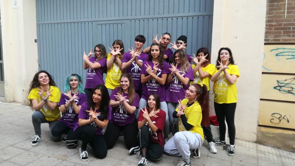K-THÁRSIS Dance Crew