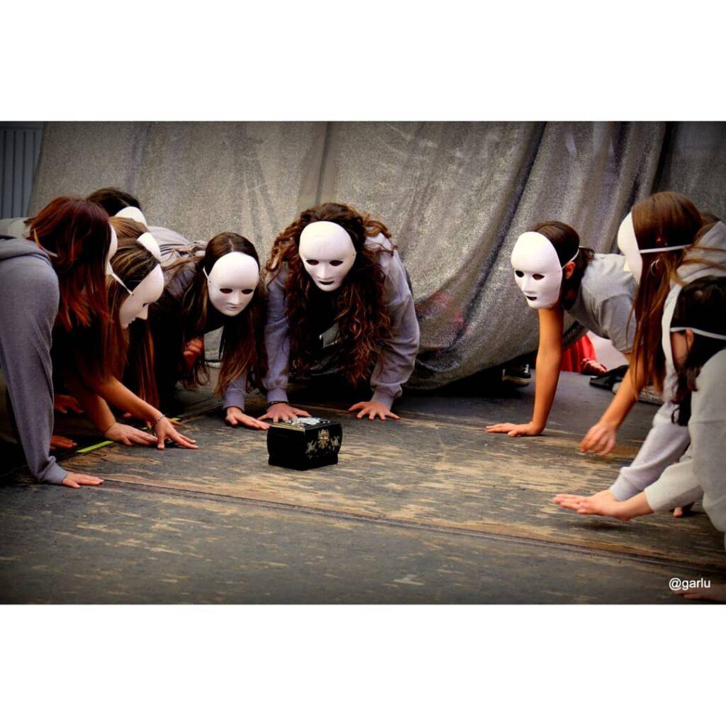 Actuación de K-THÁRSIS Dance Crew