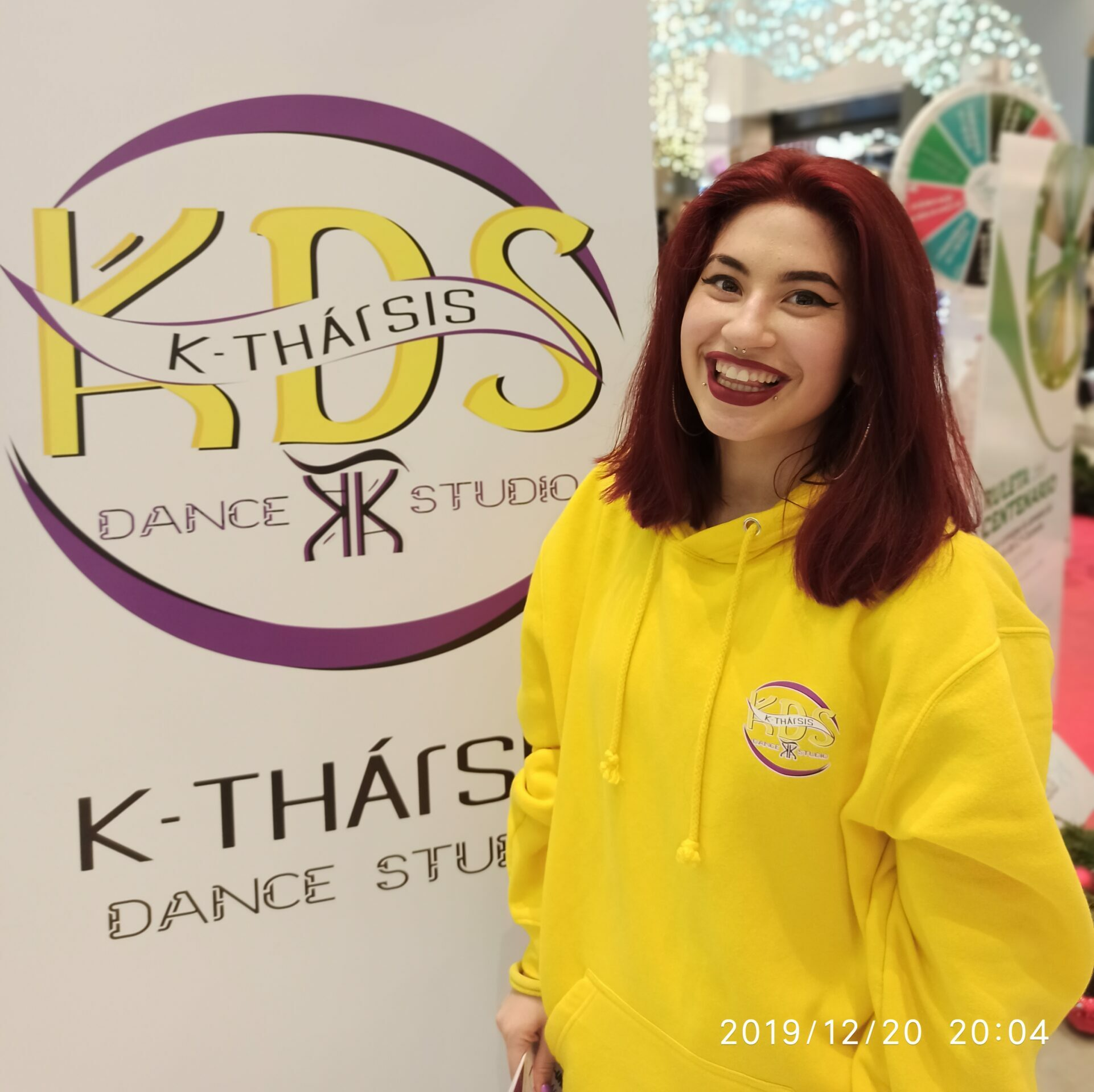 Florencia Magalí Directora de K-THÁRSIS