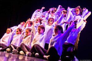 Bailando en el gran teatro